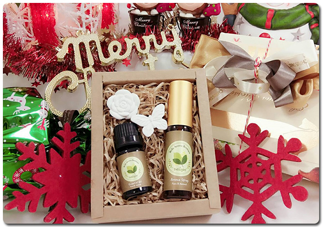 貝拉香氛,聖誕節,禮盒,擴香石